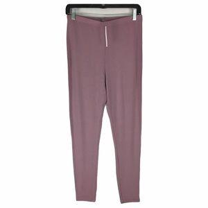 ASOS Light Purple Basic Leggings Size 8